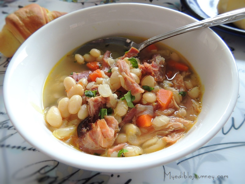 ham and bean soup Gallery