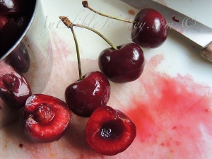 Cherries |My Edible Journey