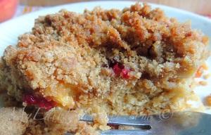 Peach Raspberry Platz  My Edible Journey