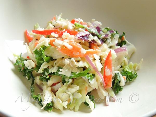 ... miso slaw recipe asian slaw salad miso ginger tahini miso slaw miso