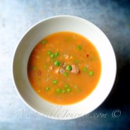 Turkey Soup  My Edible Journey