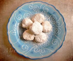 Butter Nut Shortbread |My Edible Journey