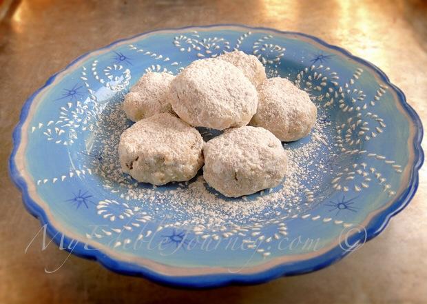 Butter Nut Shortbread | My Edible Journey