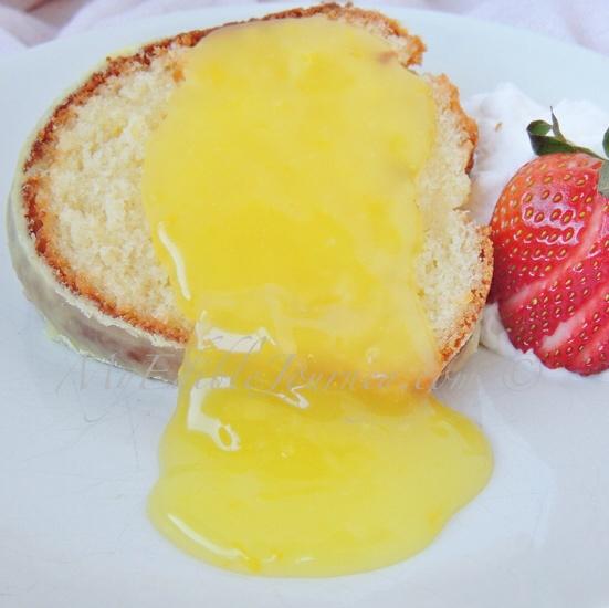 Easy Lemon Sauce For Cake