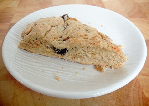 Raisin Cream Scones | My Edible Journey