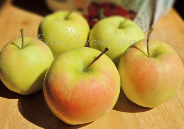 Apples | My Edible Journey